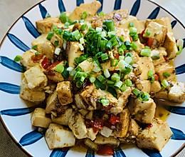 烧豆腐里的翘楚之麻婆豆腐的做法