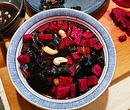 懒人版夏季冰爽水果凉粉,龟苓膏制作方法10元你可以做8人份的做法
