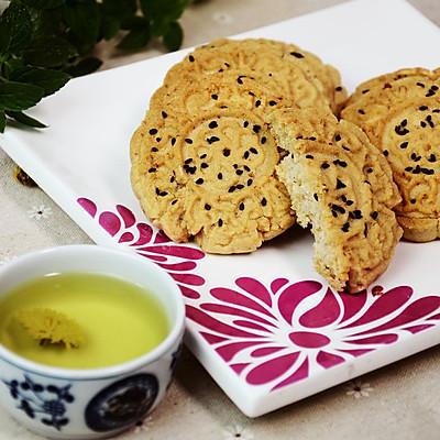 【核桃酥】---重阳节对长辈的爱