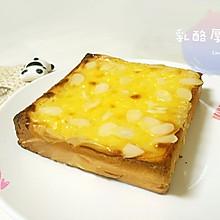 乳酪厚多士