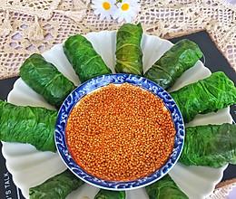 小仙女~减脂餐❗️低卡饱腹生菜卷❗️的做法