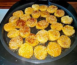 又香又糯的南瓜饼的做法