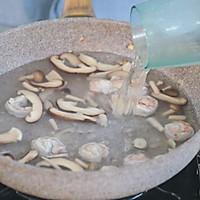 菌菇鲜虾疙瘩汤的做法图解11