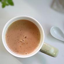 红枣核桃米糊#美的早安豆浆机#