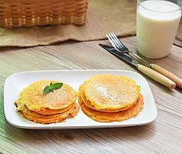 胡萝卜软饼——让孩子爱上胡萝卜的做法