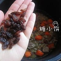 【羊肉抓饭】营养美味省时省力的饭菜一锅出的做法图解8