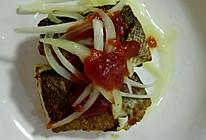 煎海鲈鱼的做法