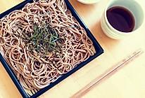 日式冷荞麦面(ざるそば)的做法