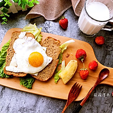 低脂英式早餐#春天不减肥,夏天肉堆堆#
