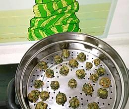 幼儿菜团子的做法