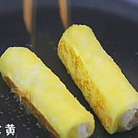 鲜虾吐司卷  宝宝辅食食谱的做法图解15