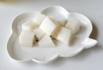#福气年夜菜# 韩国炸鸡绝配,腌白萝卜,脆爽酸甜的做法