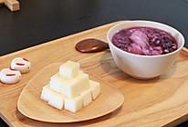 小杰私厨之山药紫薯养胃粥的做法