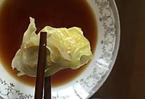 蒸菜卷儿的做法