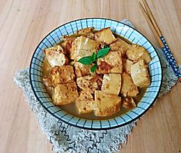 #就是红烧吃不腻!#红烧豆腐的做法
