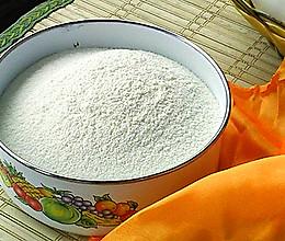 自制熟面粉#手作月饼#的做法