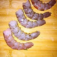 菠萝咕咾虾的做法图解1