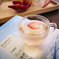草莓桂花茶的做法图解6