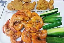 宝宝爱吃茄汁油焖大虾的做法