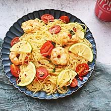 #爱乐甜夏日轻脂甜蜜#泰式海鲜沙拉