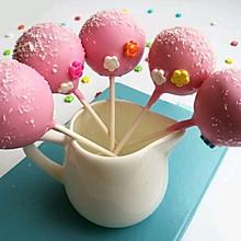 草莓味De棒棒糖蛋糕