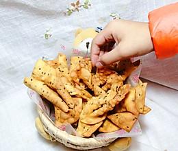 """#美食说出""""新年好""""#炸排叉的做法"""