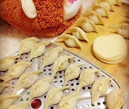 南瓜猪肉饺子(养生好味道)的做法