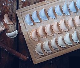 马蹄猪肉鲜虾Mini饺子·宝宝辅食的做法