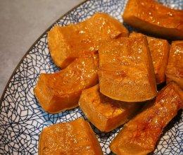 蘑古力黄油烤南瓜的做法