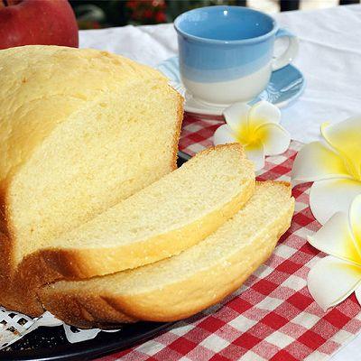 #东菱魔法云面包机之甜味面包