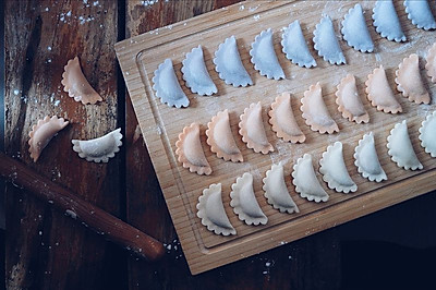 马蹄猪肉鲜虾Mini饺子·宝宝辅食