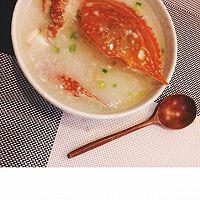海蟹粥的做法图解6