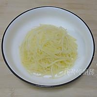 酸汤土豆丝的做法图解4