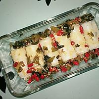豆芽肉末粉卷的做法图解4