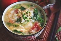 三鲜疙瘩汤的做法