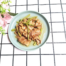 #今天吃什么#沙茶酱炒猪肉片