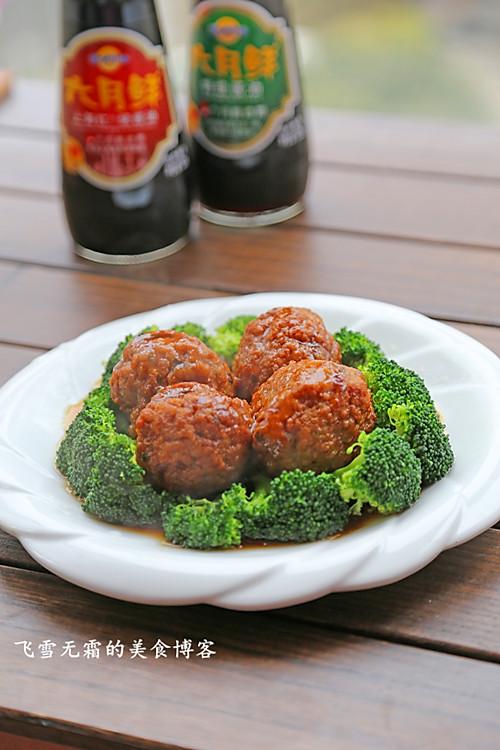 新厨娘的创新年夜菜—四喜丸子的做法