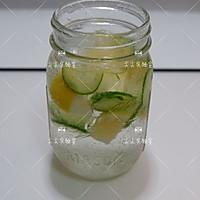 青瓜柠檬特饮的做法图解7