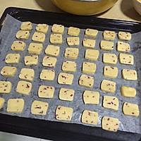 饼干 蔓越莓饼干 超级简单~的做法图解8