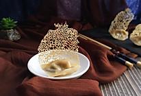 蕾丝~冰花煎饺的做法