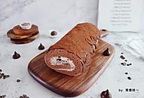 #憋在家里吃什么#奥利奥巧克力脏脏蛋糕卷的做法