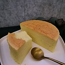 蒸烤箱版抖臀古早蛋糕(6寸)