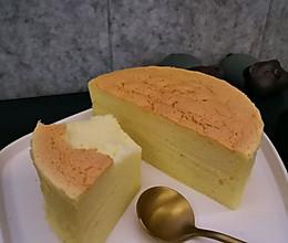 蒸烤箱版抖臀古早蛋糕(6寸)的做法
