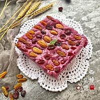 减肥减脂餐紫薯发糕#一汽呵成的做法图解16