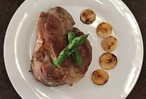 蒜香煎猪排的做法