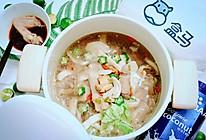 清香甘甜的椰子芦花鸡火锅的做法