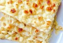 鸡蛋玉米饼(营养减脂食谱)的做法