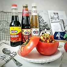 """#夏日美味计划,让你一秒变大厨#""""柿柿如意""""凉拌盅"""