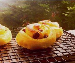 """蔓越莓黄油面包#享""""美""""味#的做法"""