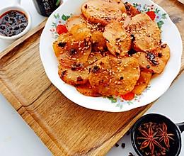 零失败的麻辣土豆片鲜香麻辣超过瘾#中秋团圆食味#的做法